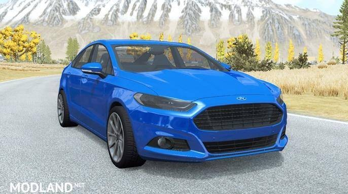 Ford Mondeo 2013 [0.15.0]